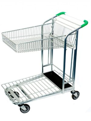 Folding Flatbed Trolley