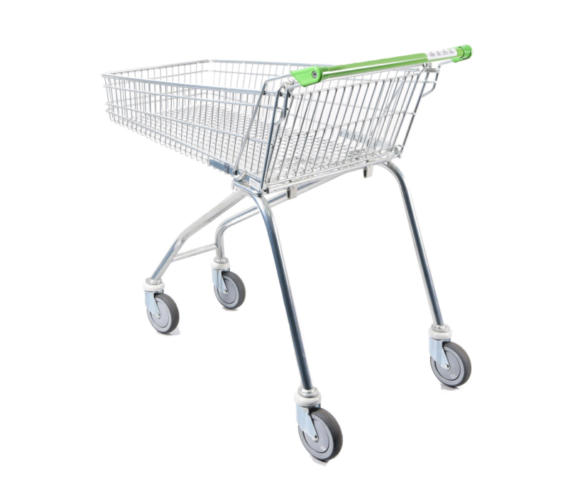 Sassy Shopper Small Supermarket Trolley